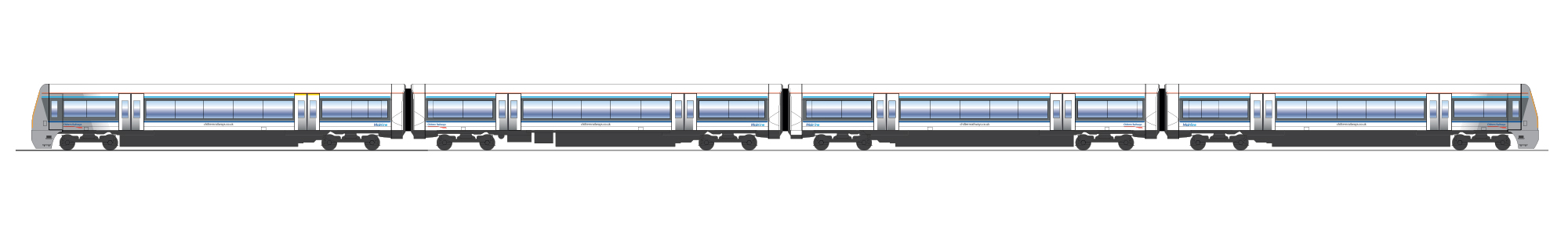 Exterior Design Chiltern Livery