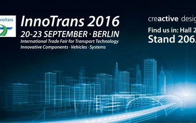 Creactive Design InnoTrans Berlin 2016