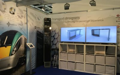 Busy times at InnoTrans 2016