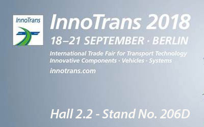 Creactive Design at InnoTrans 2018